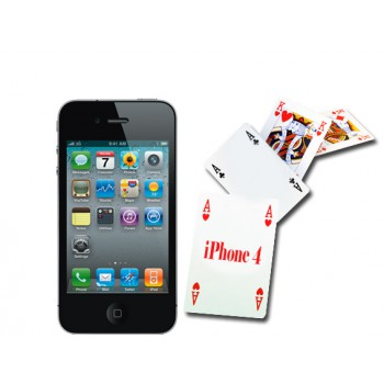 Used Apple iPhone 4 32GB UNLOCKED Now Only £19.95+ Free Case