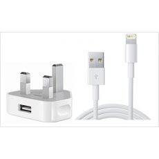 Original Apple iPhone Charger for iPhone 5 , 5S, 6, 6 Plus Free P&P