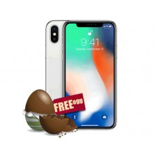 Used Apple iPhone X 64GB Only  £349.95 + FREE Delivery & Case & Easter Egg