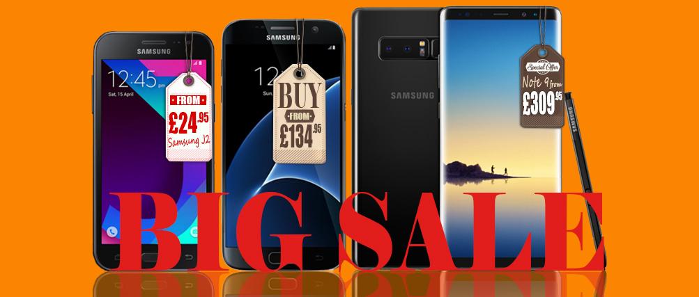 big sale samsung