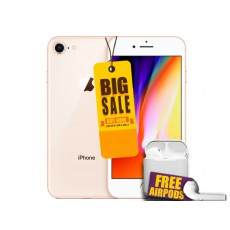 Used Apple iPhone 8 64GB Unlocked Now £149.95 + Free AirPods