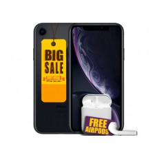 Used Apple iPhone XR 64GB Unlocked Now Only £329.95 + Free EarPods