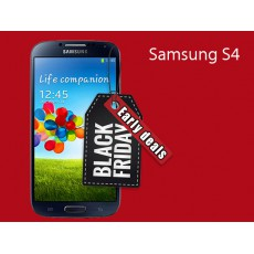 Samsung Galaxy S4 16GB UNLOCKED Now Only £39.95