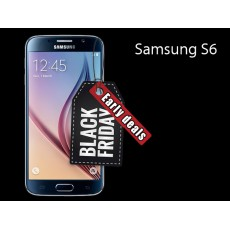Used Samsung Galaxy S6 Flat 32GB UNLOCKED Only £109.95