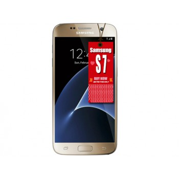 Samsung Galaxy S7 Flat 32GB UNLOCKED Was £134.95 Now Only £99.95