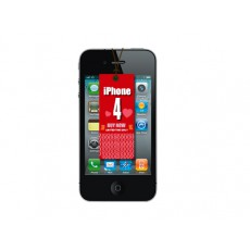 Used Apple iPhone 4 8GB UNLOCKED only £9.95 + Free Case