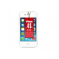 Used Apple iPhone 4S 16GB UNLOCKED Now Only £19.95+ Free Case