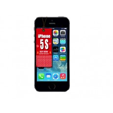 Used Apple iPhone 5S 32GB (Unlocked) Now Only £64.95 + Free Case