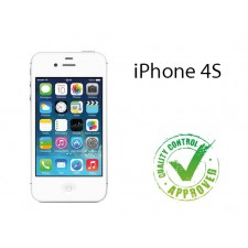 Used Apple iPhone 4S 8GB UNLOCKED & GOOD only £24.99