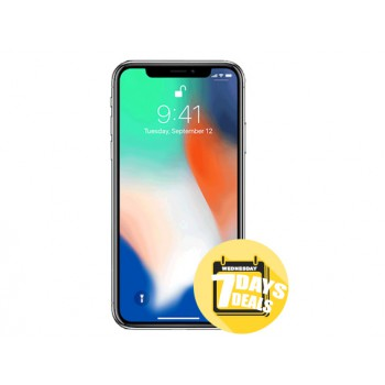 Used Apple iPhone X 64GB Now £349.95