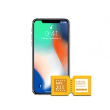 Used Apple iPhone X 64GB Was £349.95 use coupon Now £329.95