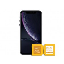 Used Apple iPhone XR 64GB Was £359.95 use coupon Now £339.95