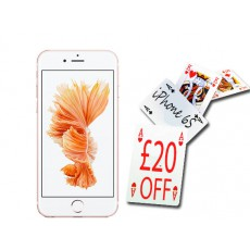 Used Apple iPhone 6S 16GB UNLOCKED & GOOD only £114.95