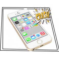 Used Apple iPhone 5S 16GB UNLOCKED Only £39.95 + Free Case