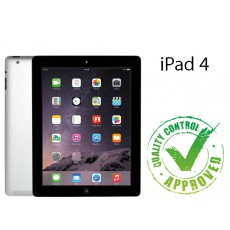 Refurbished Apple iPad 4 4G & WIFI Black Now only  £244.99