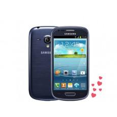 Used Samsung Galaxy S3 Mini Blue UNLOCKED & GOOD Only £19.95
