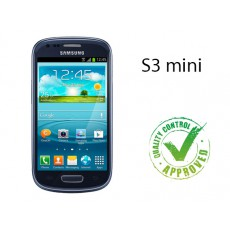 Used Samsung Galaxy S3 Mini Blue UNLOCKED & GOOD Only £19.95