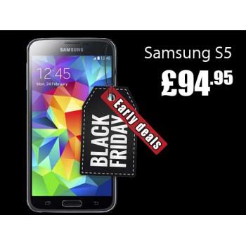 Used Samsung Galaxy S5 16GB UNLOCKED & GOOD Only £94.95